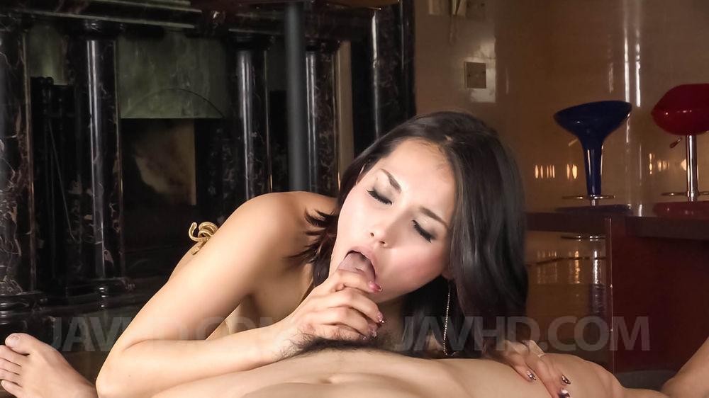 girls cocks Asian gagging on big